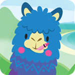 Pacca Alpaca Colouring Sheets